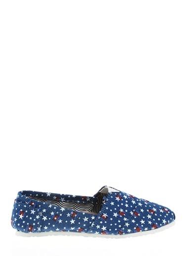 Let'z Ayakkabı Mavi